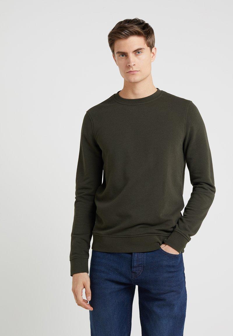 BOSS - TRUECREW - Sweatshirts - open green