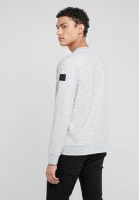 BOSS - WALDO - Sweatshirt - open grey - 2
