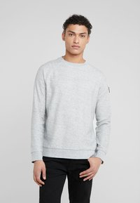 BOSS - WALDO - Sweatshirt - open grey - 0