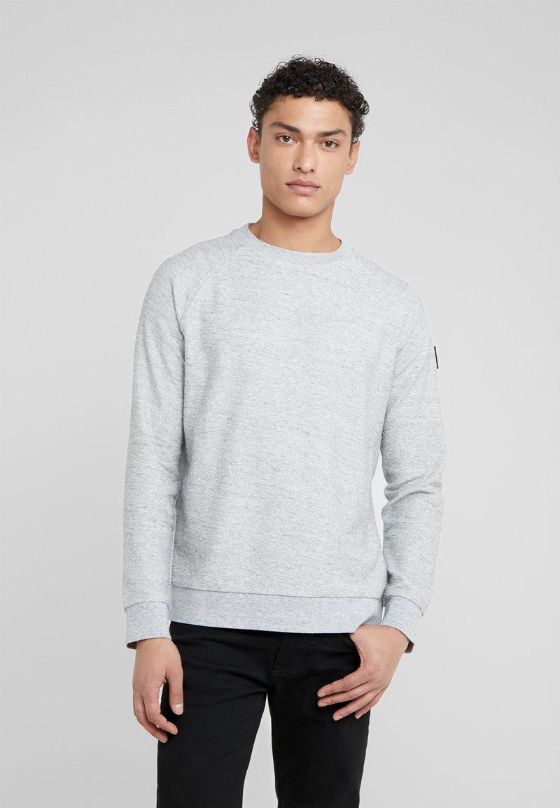 BOSS - WALDO - Sweatshirt - open grey