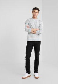 BOSS - WALDO - Sweatshirt - open grey - 1