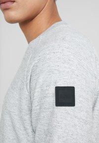 BOSS - WALDO - Sweatshirt - open grey - 4
