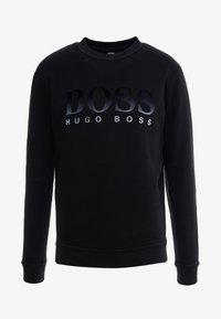 BOSS - WEAVER - Sweatshirt - black - 4