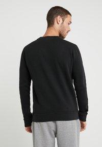 BOSS - WEAVER - Sweatshirt - black - 2
