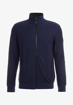 ZALDO  - veste en sweat zippée - dark blue