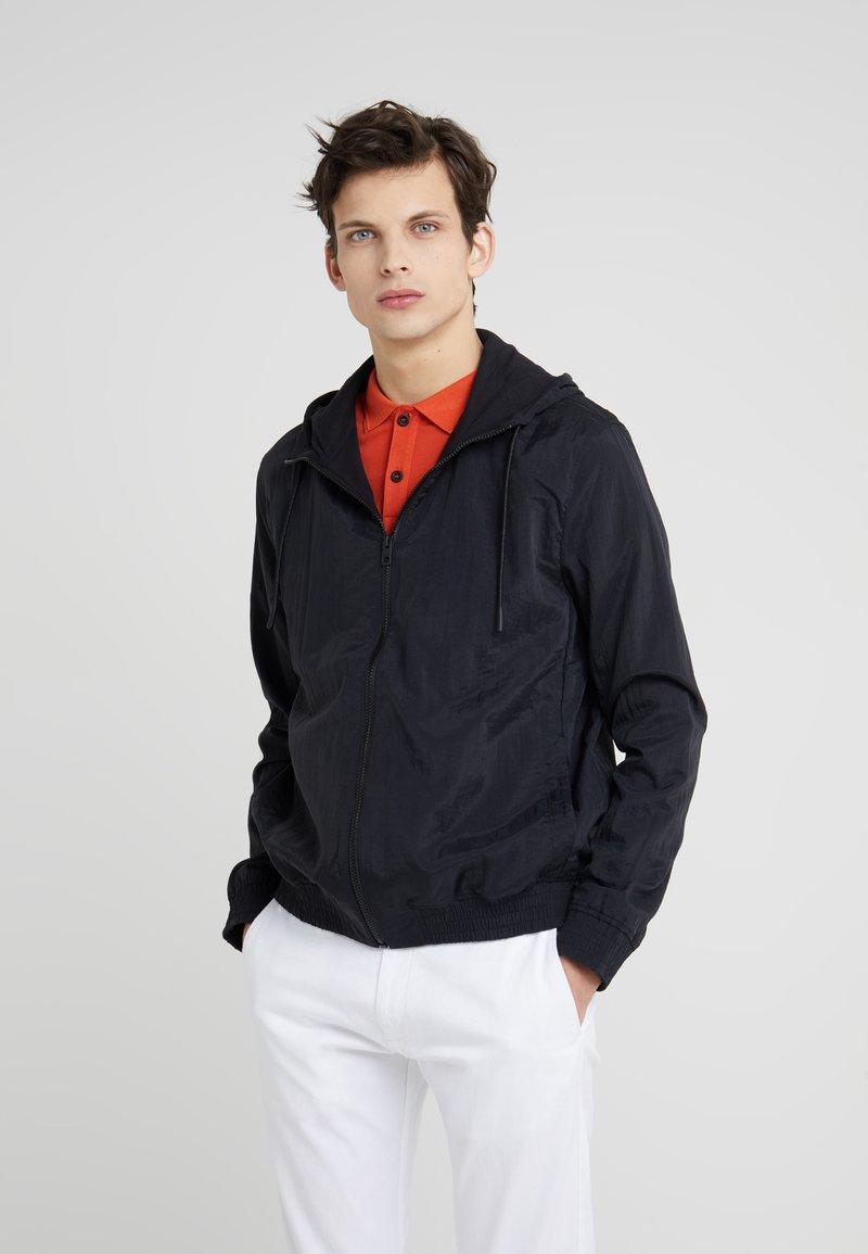 BOSS - ZINC - Leichte Jacke - black