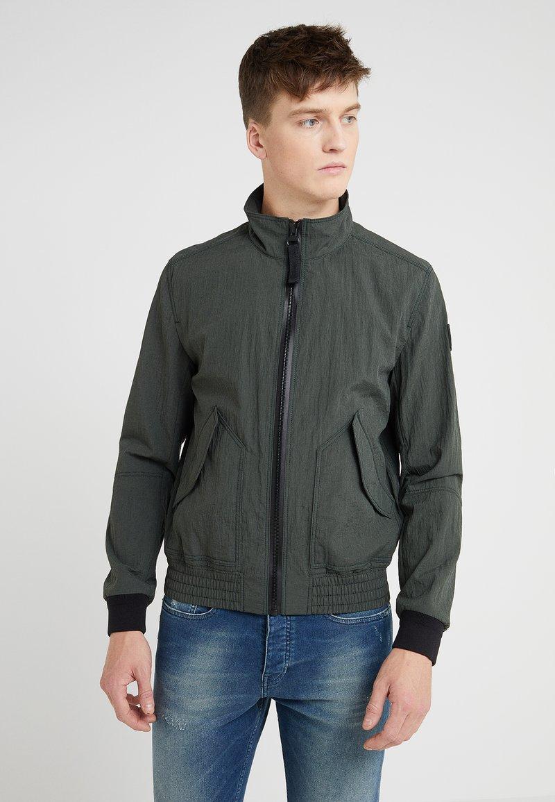 BOSS - OZTON - Summer jacket - open green