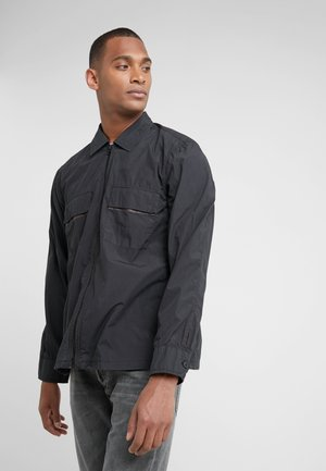 LOVEL ZIP - Summer jacket - black