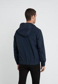 BOSS - OBLOOS - Sportovní bunda - dark blue - 2
