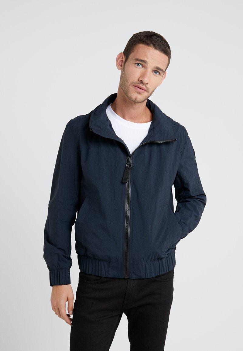 BOSS - OBLOOS - Leichte Jacke - dark blue