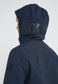 BOSS - OBLOOS - Sportovní bunda - dark blue - 5
