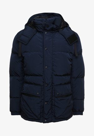 ODOORO - Down jacket - dark blue