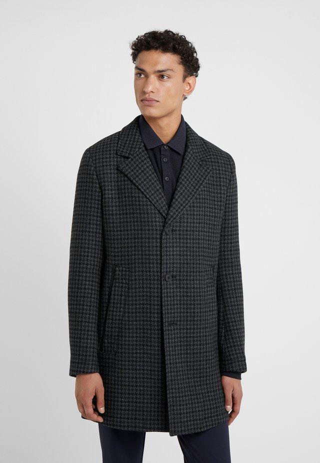 URBON - Short coat - anthra