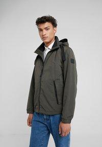 BOSS - OVODA - Summer jacket - open green - 0