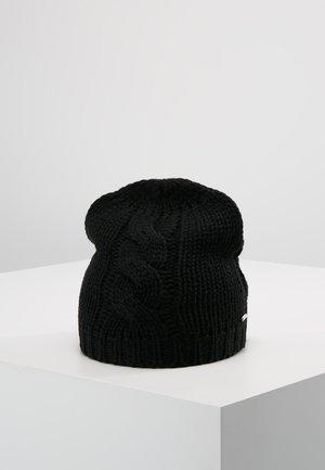 FOSEA - Čepice - black