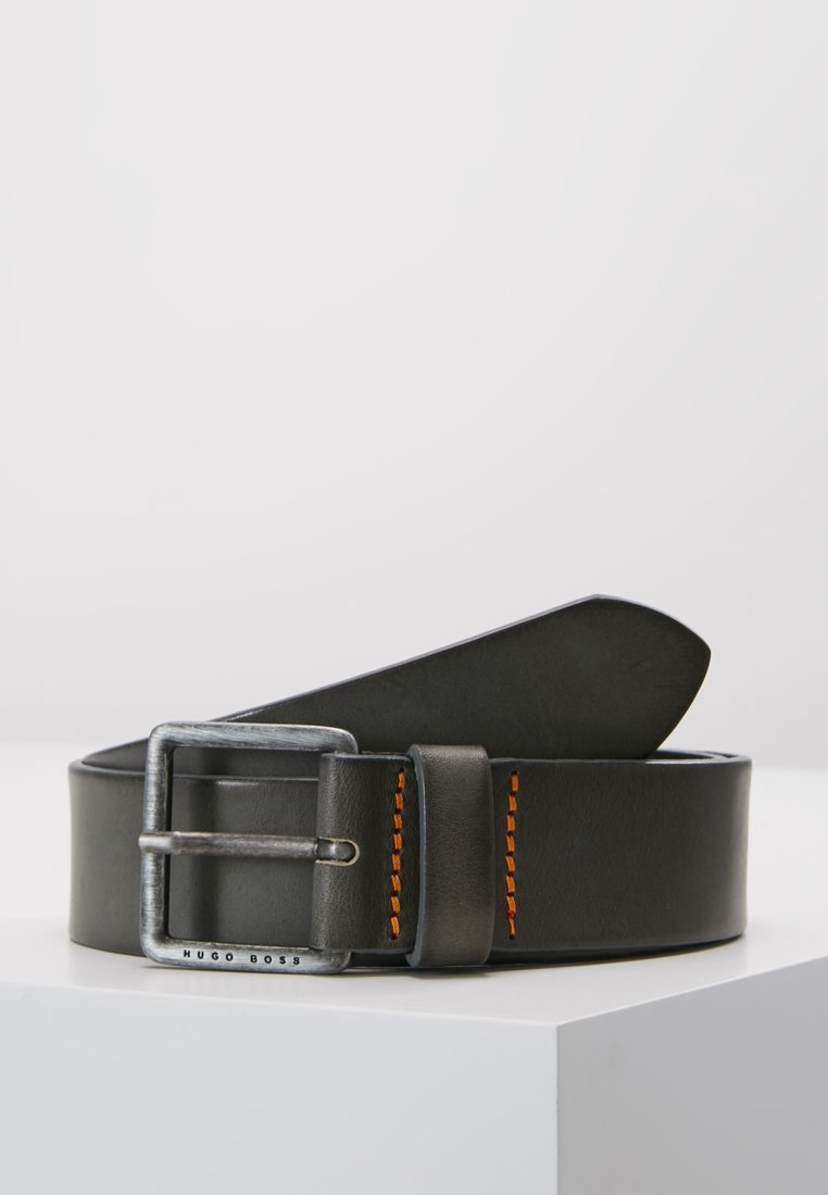 BOSS - JEEKO - Belt business - medium grey