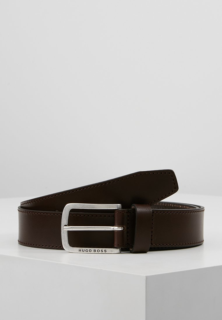 BOSS - Belte - dark brown