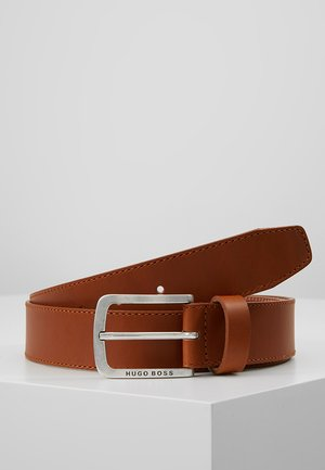 Belt business - medium brown