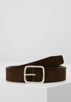 JOHAN - Belt - brown