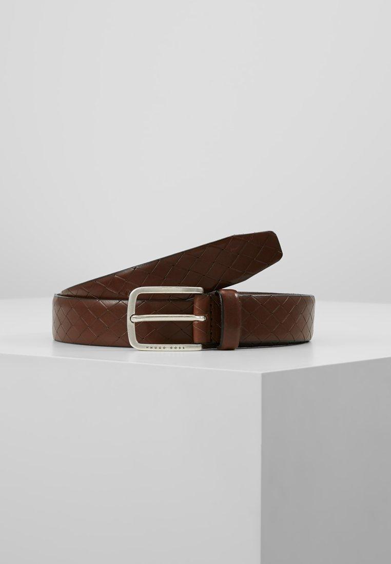 BOSS - Belte - medium brown