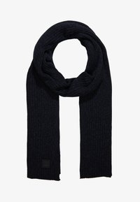 BOSS - ARIFFENO - Scarf - black - 2