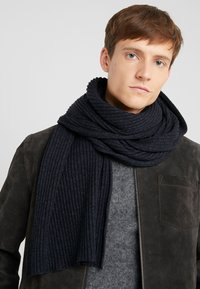 BOSS - ARIFFENO - Scarf - black - 0