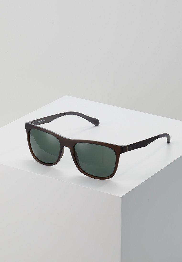 BOSS CASUAL - Solglasögon - black
