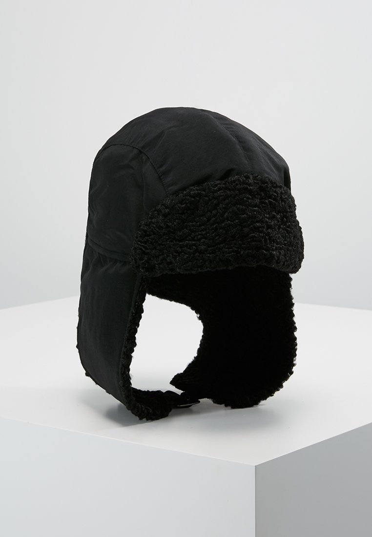 BOSS - FALKE - Bonnet - black