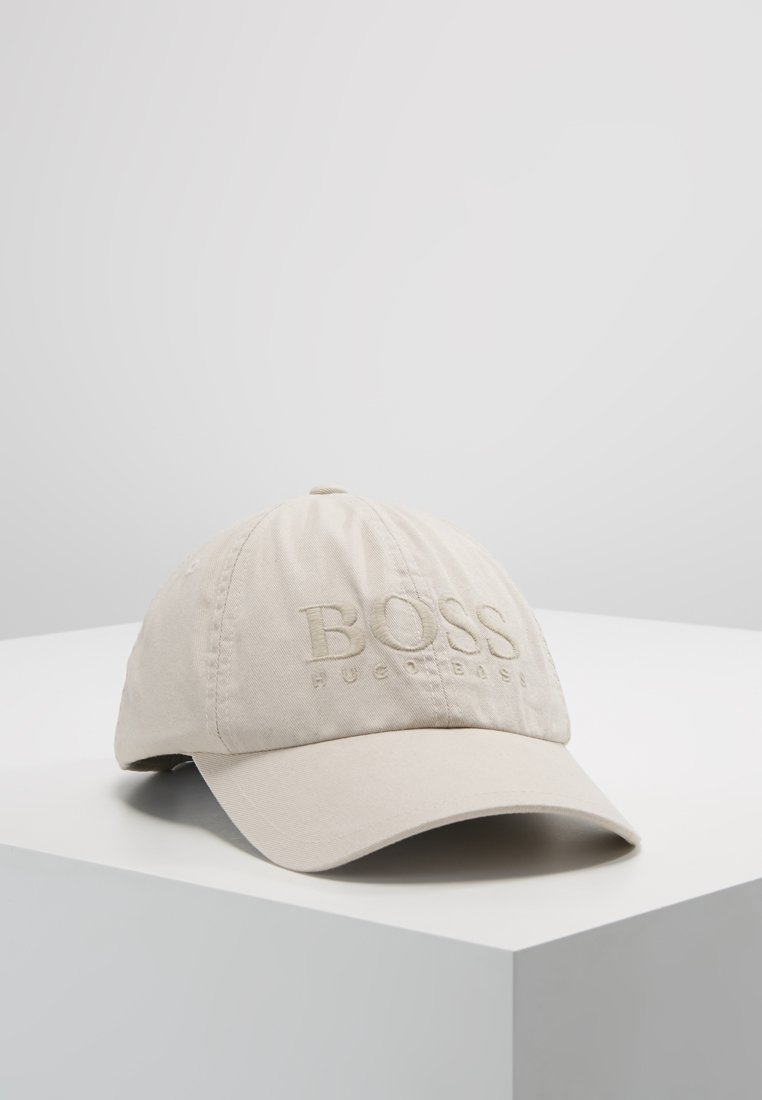 BOSS - FRITZ  - Cap - open grey
