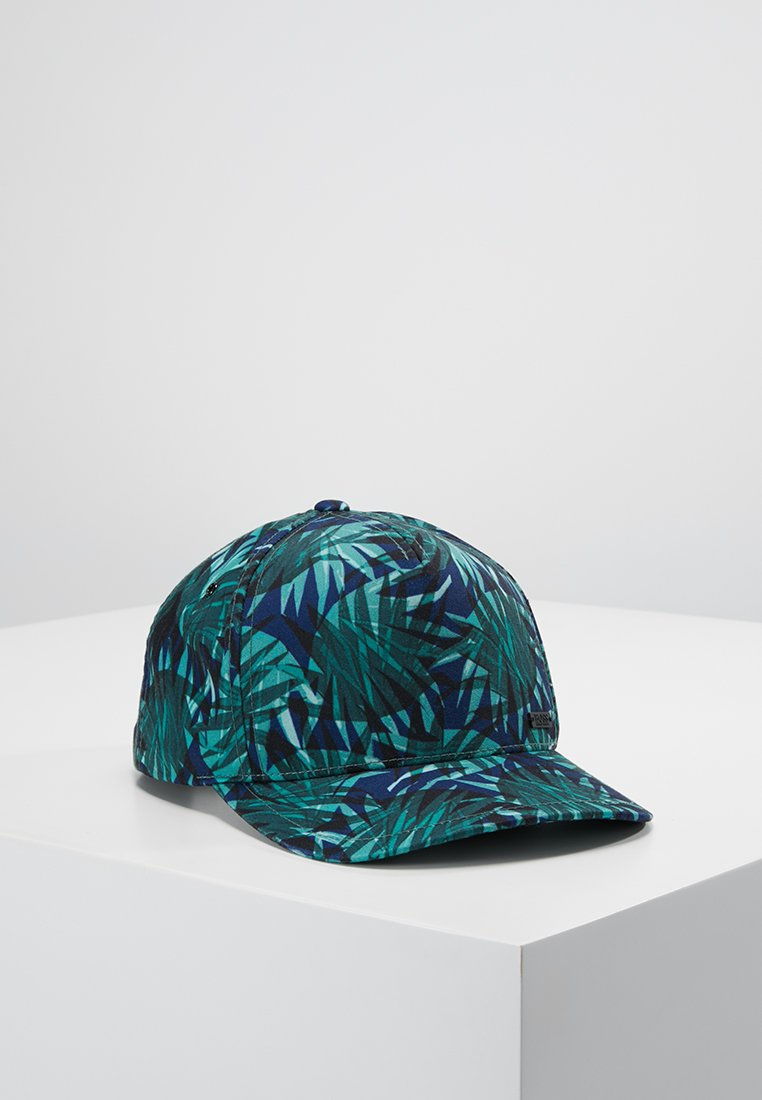 BOSS - FULLPRINT - Cappellino - dark blue