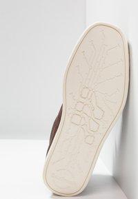 Boxfresh - SWAPP - Sneakers high - bitter choc - 4
