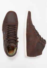 Boxfresh - SWAPP - Sneakers high - bitter choc - 1
