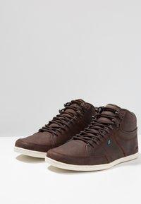 Boxfresh - SWAPP - Sneakers high - bitter choc - 2