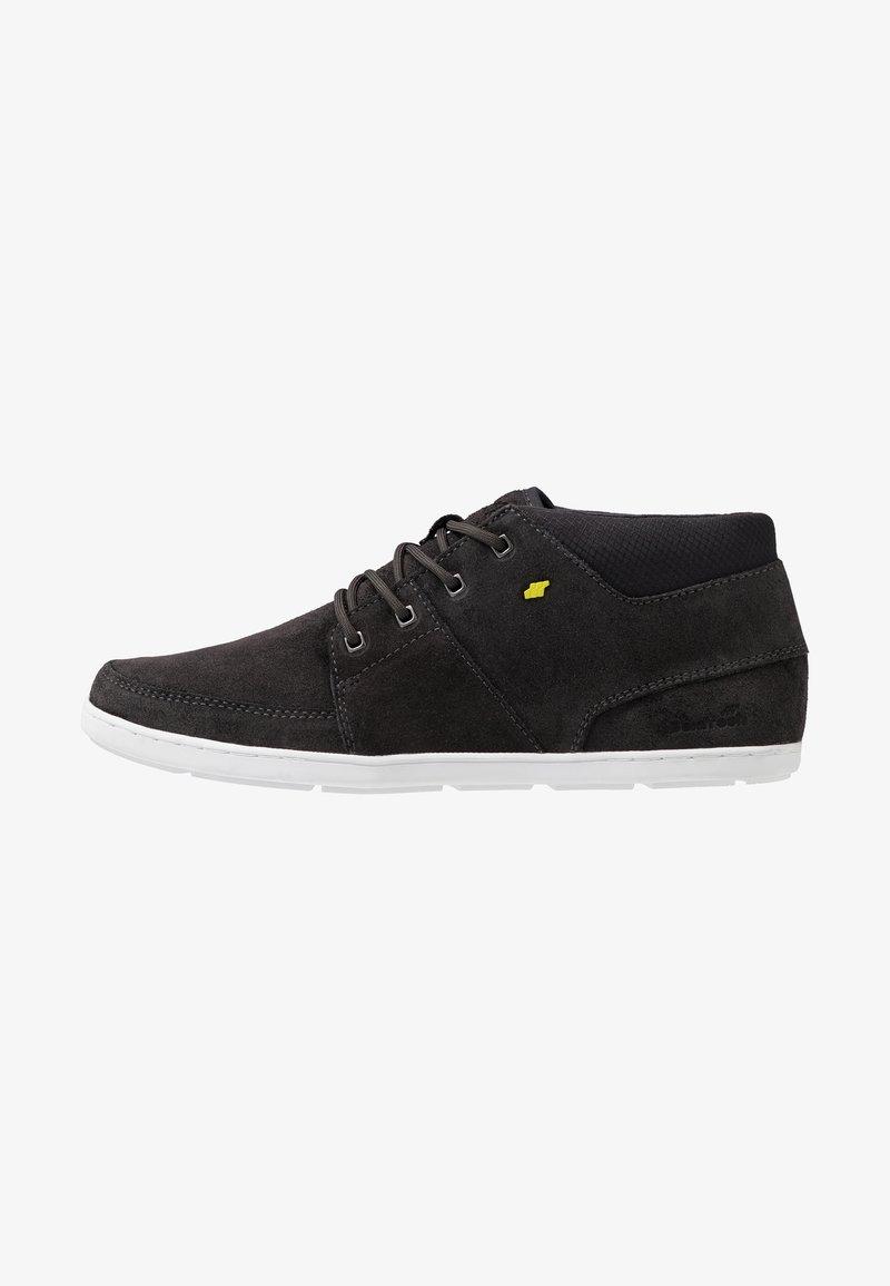 Boxfresh - CLUFF - Sneaker high - charcoal