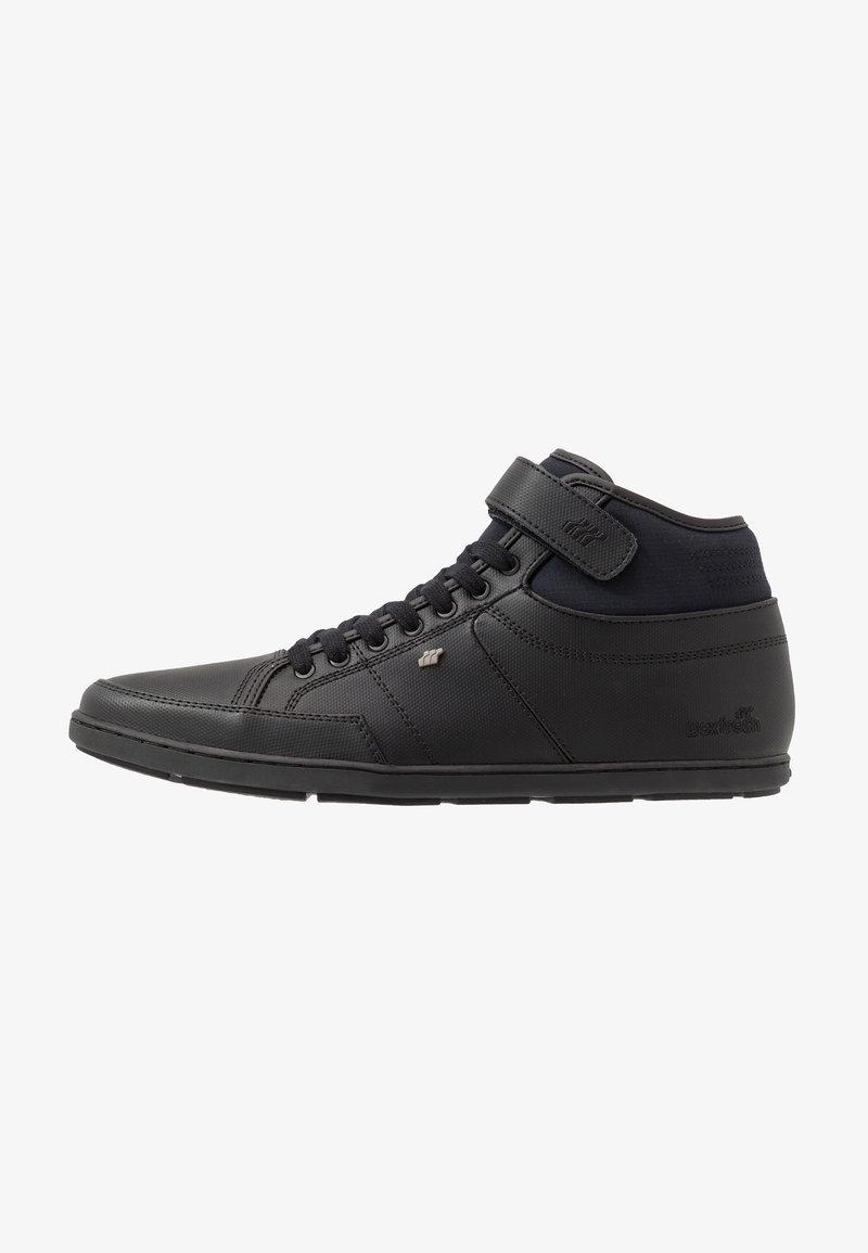 Boxfresh - SWICH-BLOK - Sneakers high - black