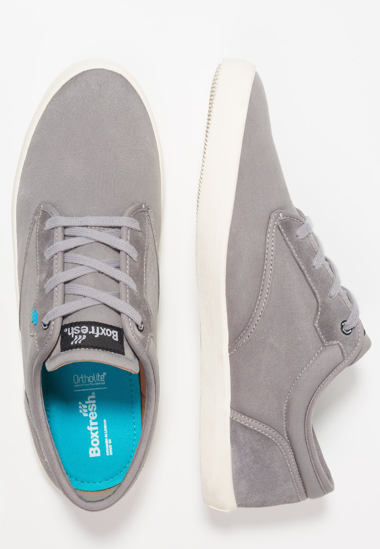 Boxfresh CRAMAR - Sneakers - cool grey