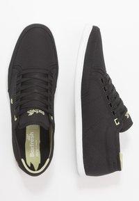 Boxfresh - SPARKO - Sneakers basse - black - 1