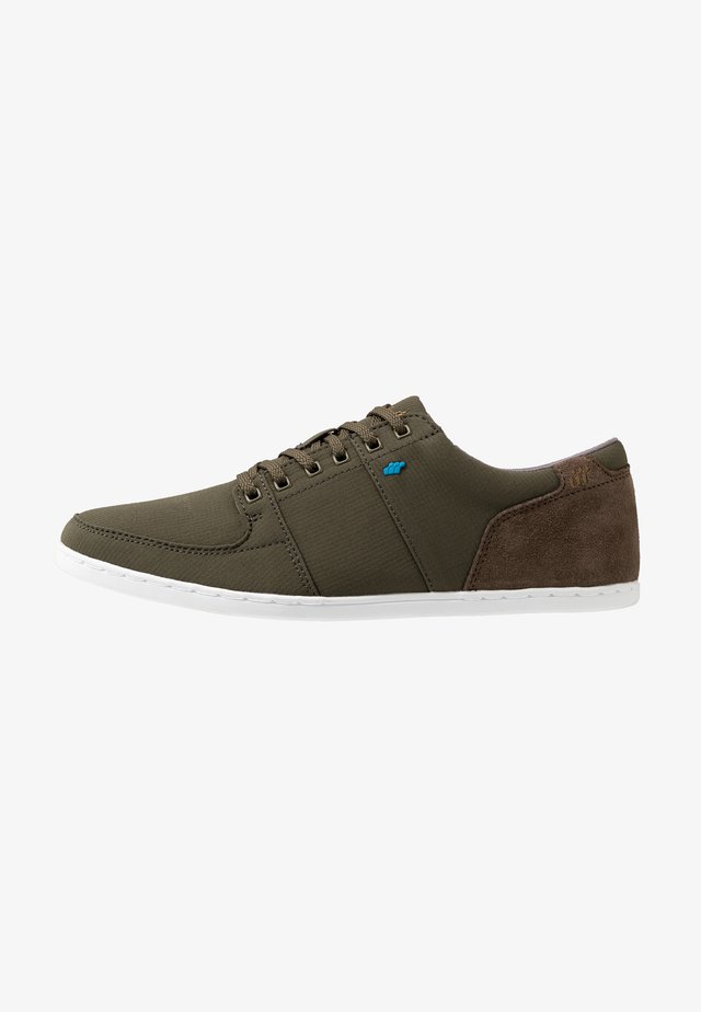 SPENCER - Sneakers basse - khaki