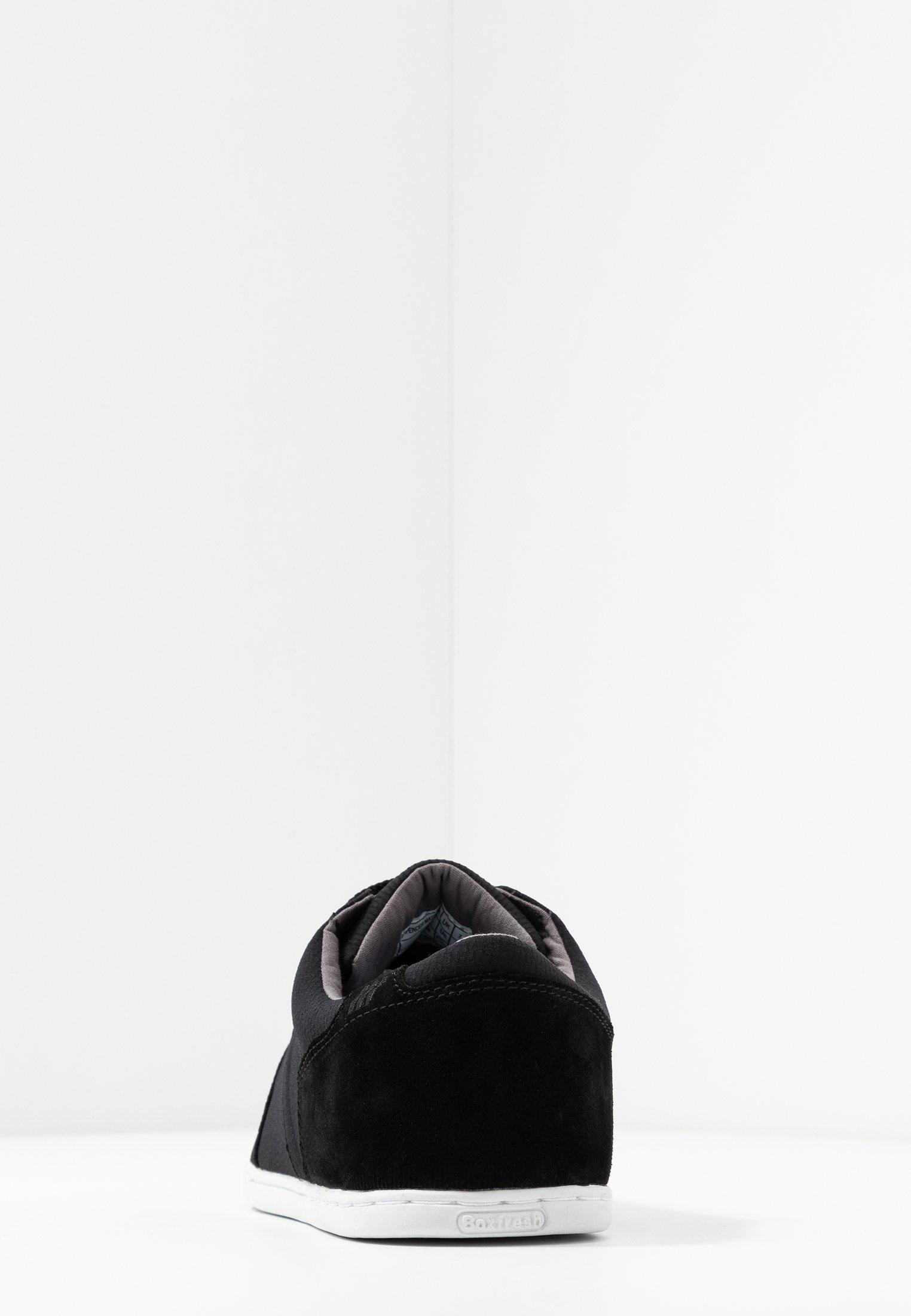 Boxfresh Spencer - Sneakers Laag Black Goedkope Schoenen