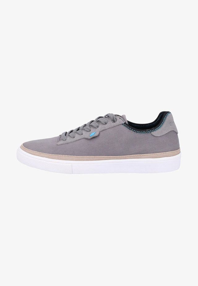 Sneakers laag - steel grey