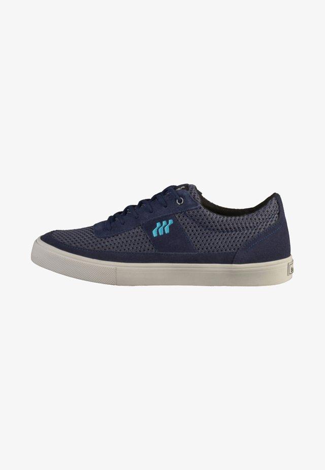 Trainers - deep blue