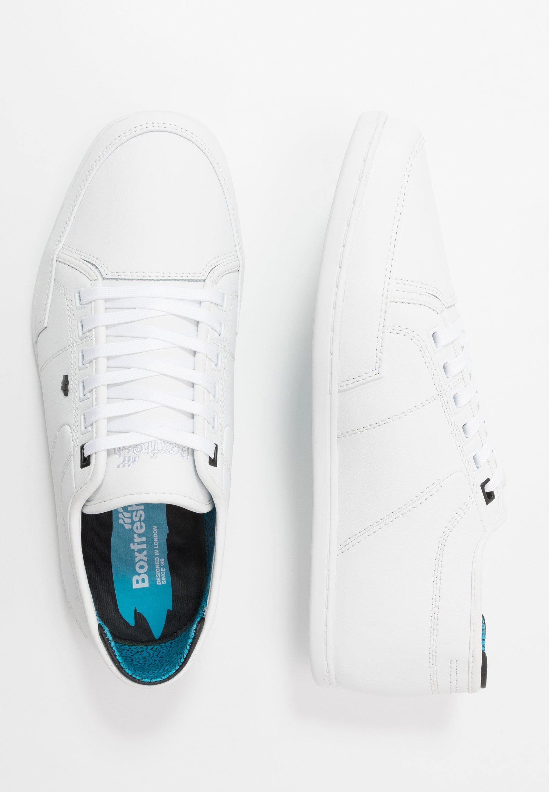 Boxfresh SPARKO - Sneakers - white