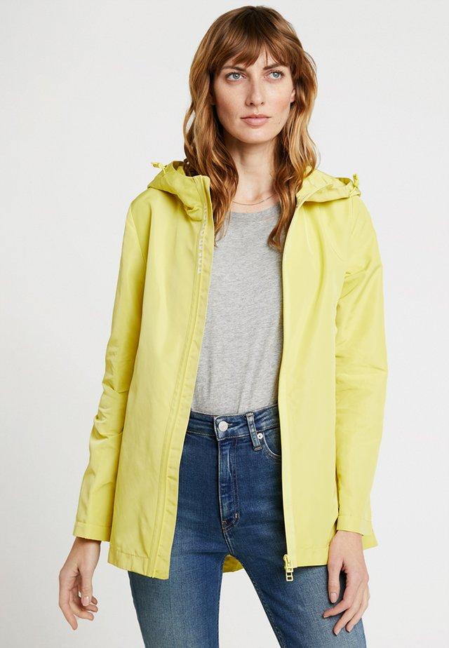 Summer jacket - banana