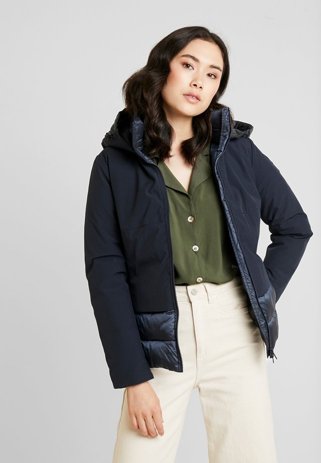 Zimní bunda - deep blue