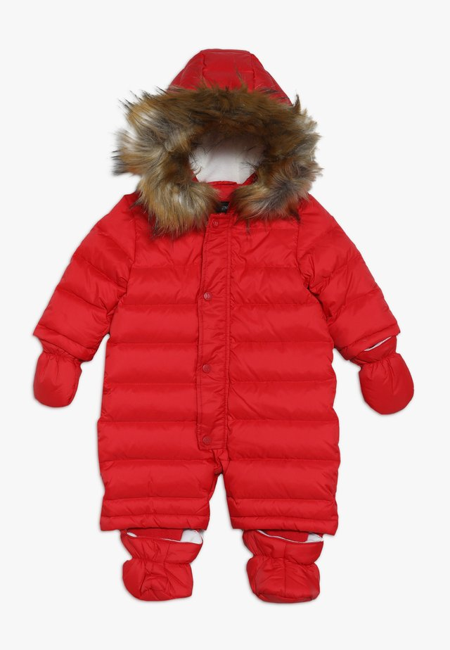 Skioverall / Skidragter - chily red