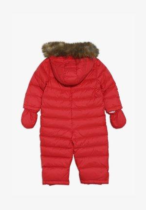 Mono para la nieve - chily red