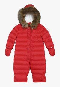 Bomboogie - Mono para la nieve - chily red - 0