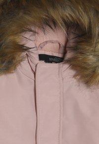 Bomboogie - Down coat - spargi pink - 5