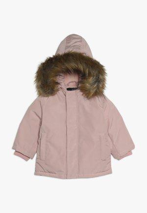 Down coat - spargi pink