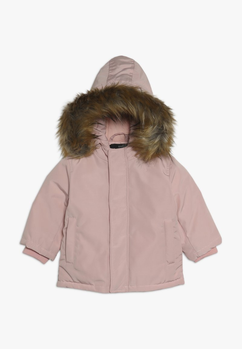 Bomboogie - Down coat - spargi pink